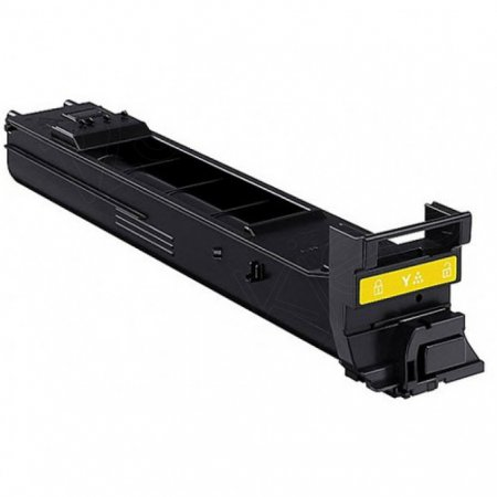 Genuine Konica-Minolta TN318Y Yellow Toner