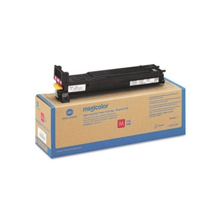 Konica Minolta A0DK332 HY Magenta OEM Toner Cartridge