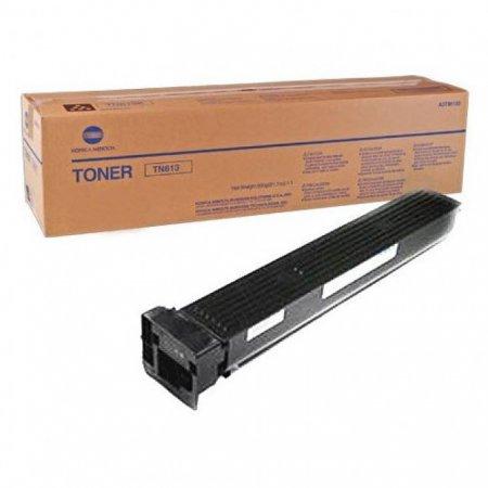 Konica Minolta A0TM130 (TN613K) Black OEM Toner Cartridge