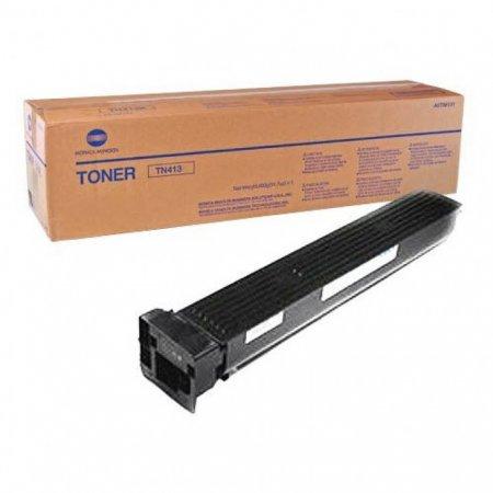 Konica Minolta A0TM131 (TN413K) Black OEM Toner Cartridge