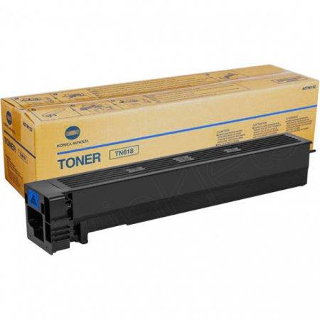 Konica-Minolta Original TN618 Black Toner