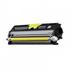 Konica Minolta A0V306F High-Yield Yellow OEM Toner Cartridge