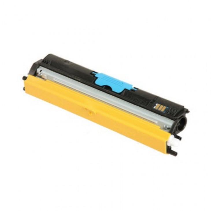 Konica Minolta A0V30HF High-Yield Cyan OEM Toner Cartridge