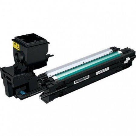 Konica Minolta A0WG07F Yellow OEM Laser Toner Cartridge