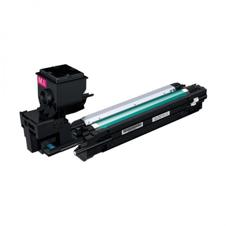 Konica Minolta A0WG0DF Magenta OEM Laser Toner Cartridge