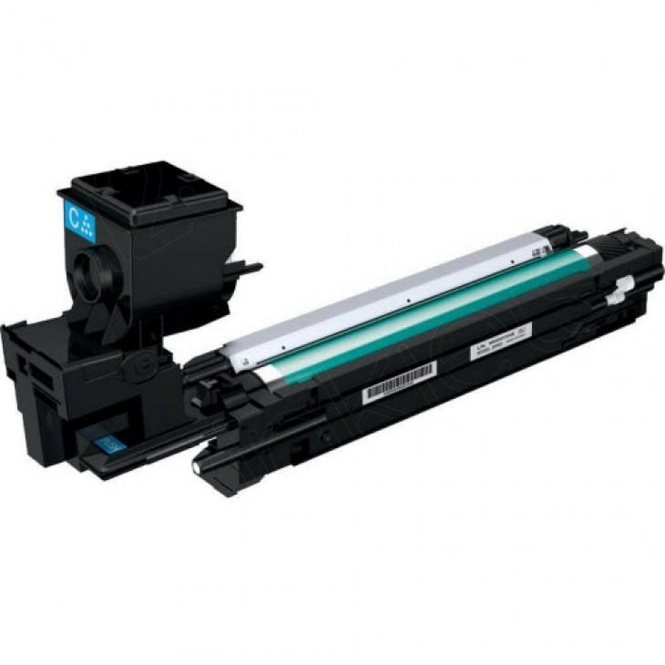 Konica Minolta A0WG0JF Cyan OEM Laser Toner Cartridge