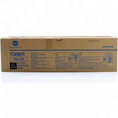 Konica Minolta TN-612K Black Toner Cartridges