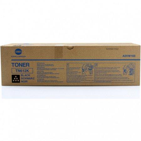 Konica Minolta TN-612K Black Toner Cartridges