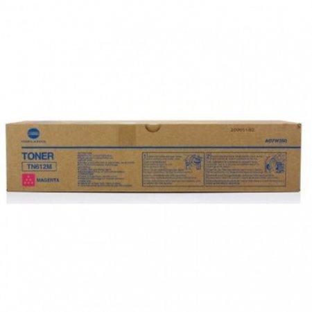 Konica Minolta TN-612M Magenta Toner Cartridges