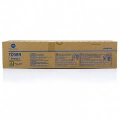 Konica Minolta TN-612Y Yellow Toner Cartridges