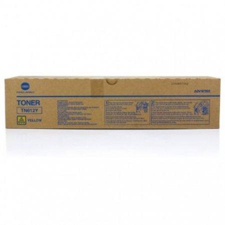Konica Minolta TN-612Y Yellow Toner Cartridges