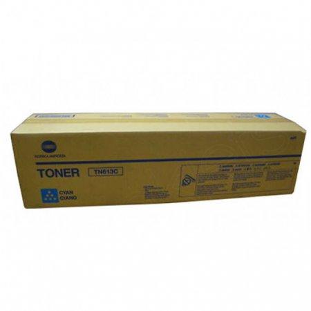 Konica Minolta TN-613C Cyan Toner Cartridges
