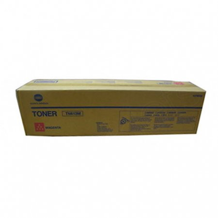 Konica Minolta TN-613M Magenta Toner Cartridges