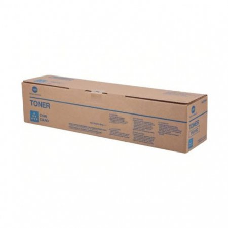 Konica Minolta TNP-50C Cyan Toner Cartridges