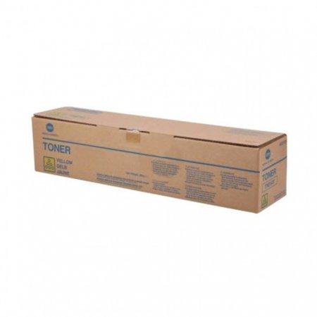 Konica Minolta TNP-50Y Yellow Toner Cartridges