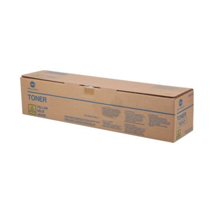 Konica Minolta TNP48Y Yellow Toner Cartridges