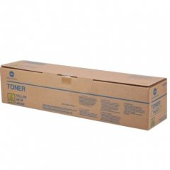 Konica Minolta TNP51Y Yellow Toner Cartridges