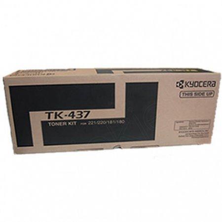 Kyocera-Mita Original TK-437 Black Toner