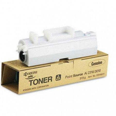 Kyocera Mita 37016011 Black OEM Laser Toner Cartridge