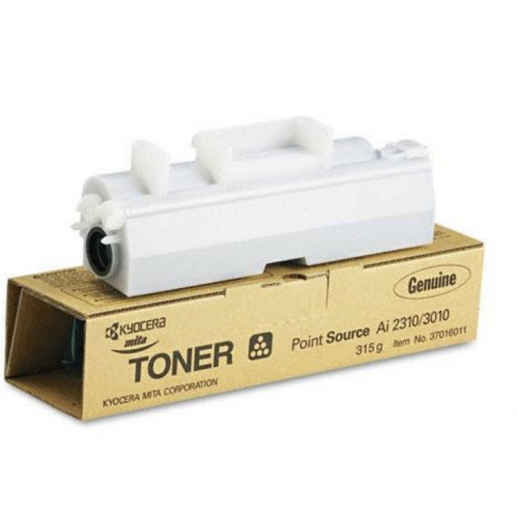 Kyocera Mita 37016011 Black OEM Laser Toner Cartridge