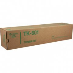 Kyocera Mita 370AE011 (TK-601) Black OEM Toner Cartridge