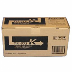 Genuine Kyocera-Mita TK-572K Black Cartridge
