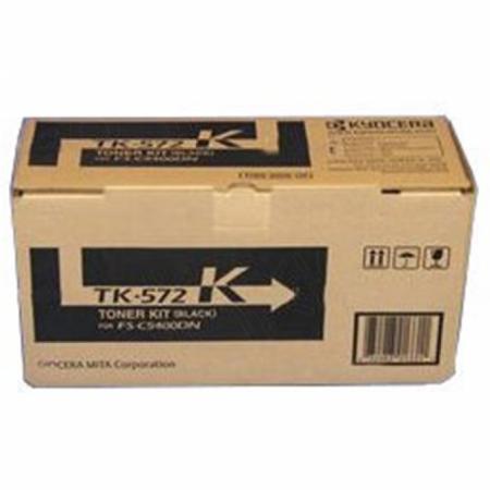 Genuine Kyocera-Mita TK-572K Black Cartridge