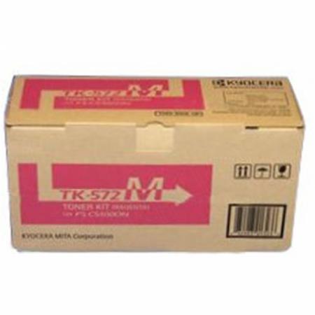 Genuine Kyocera-Mita TK-572M Magenta Cartridge