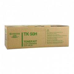 Kyocera-Mita K-50H Black OEM Laser Toner Cartridge