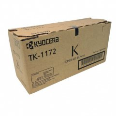 OEM Kyocera Mita TK1172 Black Toner Cartridges