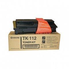 Kyocera Mita TK-112 Black OEM Laser Toner Cartridge