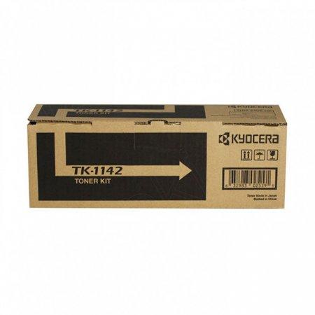 Kyocera Mita TK-1142 Black OEM Laser Toner Cartridge