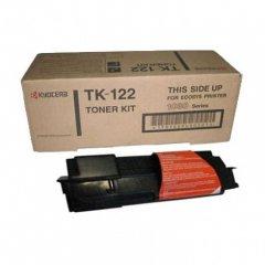 Kyocera Mita TK-122 Black OEM Laser Toner Cartridge
