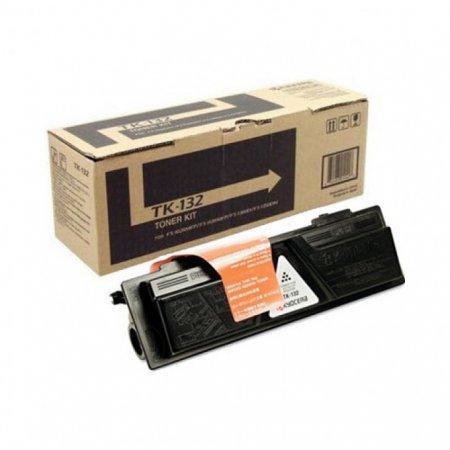 Kyocera Mita TK-132 Black OEM Laser Toner Cartridge