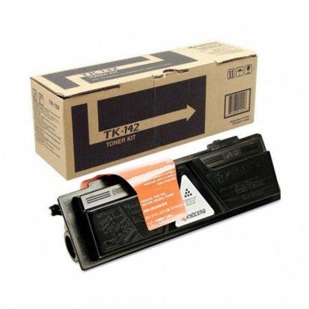 Kyocera Mita TK-142 Black OEM Laser Toner Cartridge