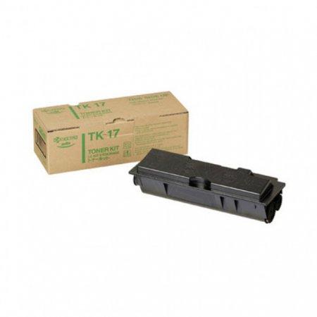 Kyocera Mita TK-17 Black OEM Laser Toner Cartridge