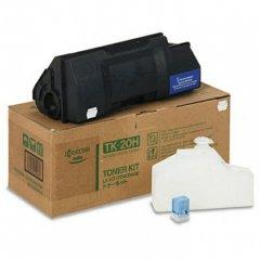 Kyocera Mita TK-20H Black OEM Laser Toner Cartridge