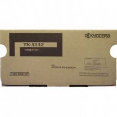 Genuine Kyocera-Mita TK-3102 Black Laser Print Cartridge