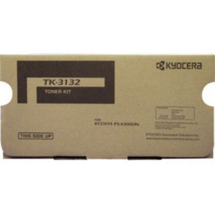 Genuine Kyocera-Mita TK-3102 Black Laser Print Cartridge