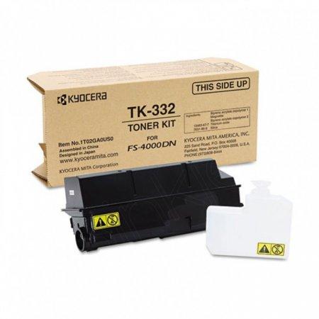 Kyocera-Mita TK-332 Black OEM Laser Toner Cartridge