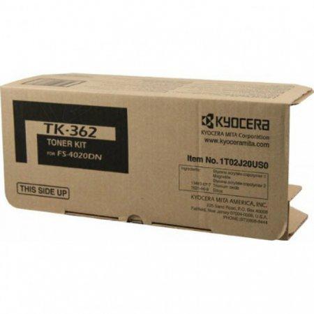 Kyocera-Mita TK-362 Black OEM Laser Toner Cartridge