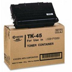 Kyocera-Mita TK-45 Black OEM Laser Toner Cartridge