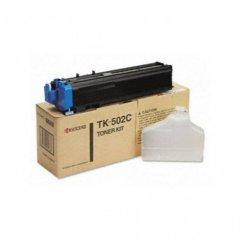 Kyocera-Mita TK-502C Cyan OEM Laser Toner Cartridge