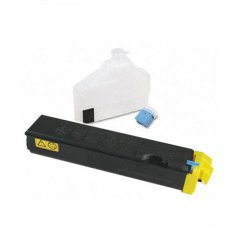 Kyocera-Mita TK-502Y Yellow OEM Laser Toner Cartridge