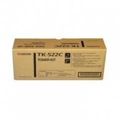 Kyocera-Mita TK-522C Cyan OEM Laser Toner Cartridge
