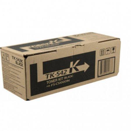 Kyocera-Mita TK-542K Black OEM Laser Toner Cartridge