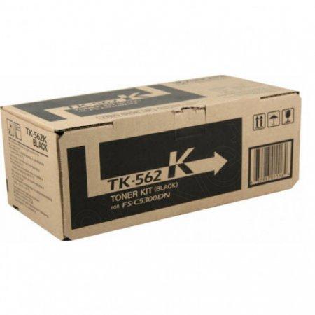 Kyocera-Mita TK-562K Black OEM Laser Toner Cartridge