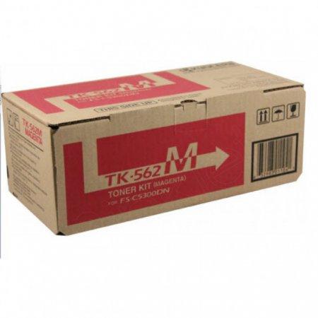 Kyocera-Mita TK-562M Magenta OEM Laser Toner Cartridge
