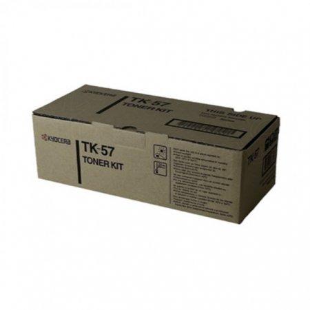Kyocera-Mita TK-57 Black OEM Laser Toner Cartridge
