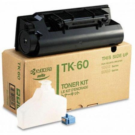 Kyocera-Mita TK-60 Black OEM Laser Toner Cartridge